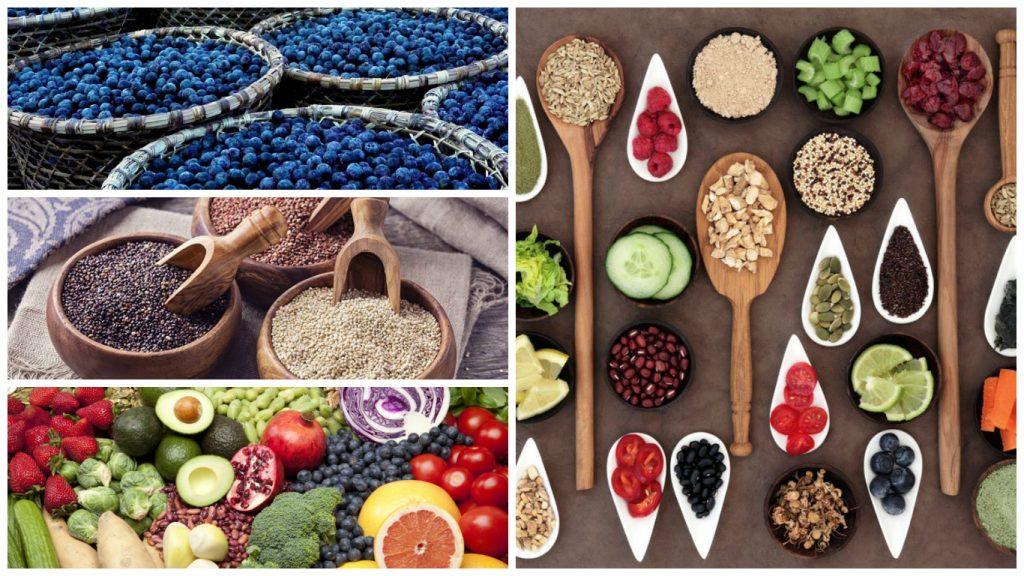 Superalimentos sanos
