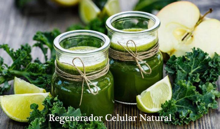Regenerador celular natural, alimento completisimo