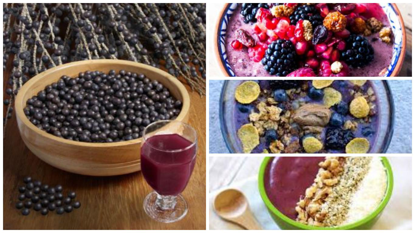 Como tomar la acai berry