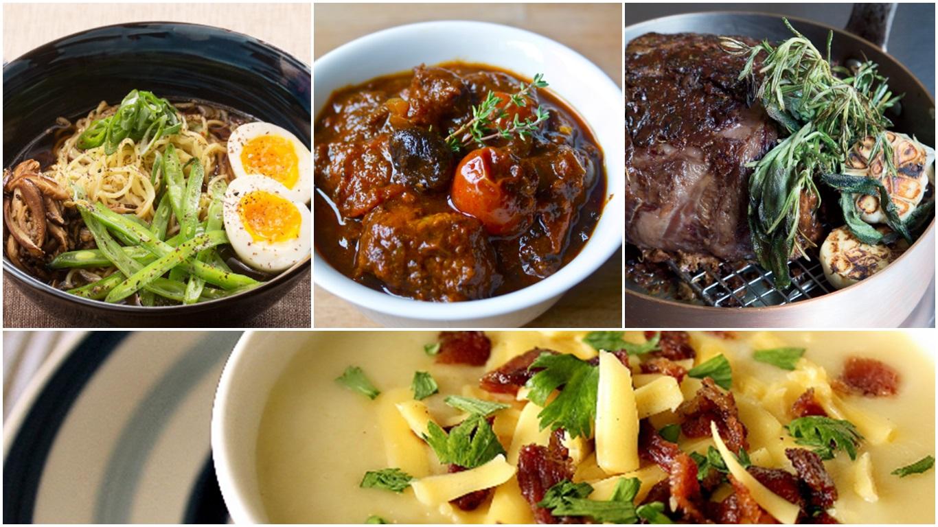 Deliciosos platos para la salud y el organismo