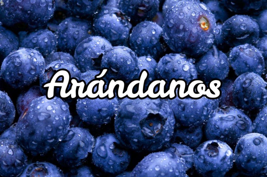 propiedades y beneficios del arandano azul