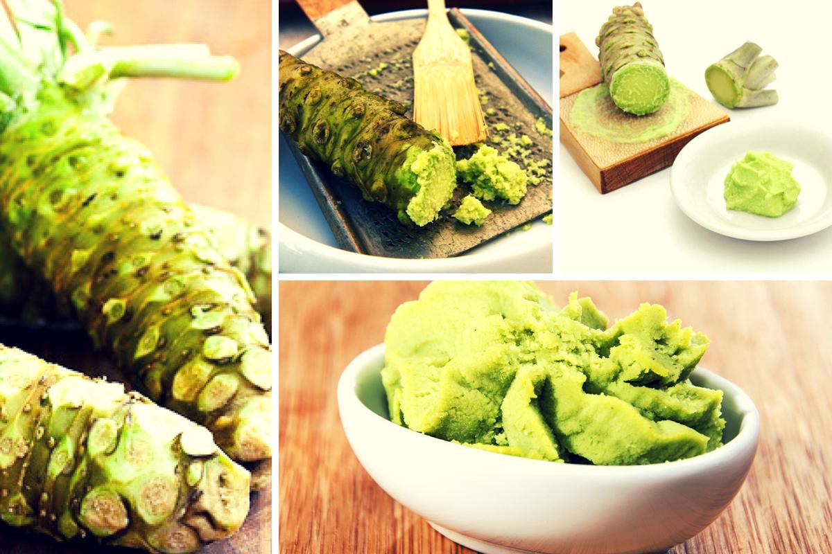 Qué es el wasabi y por qué es tan consumido en Japón